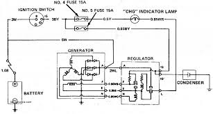 external regulator alternator wiring diagram wiring