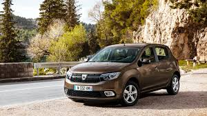 renault sandero interior first drive review dacia sandero