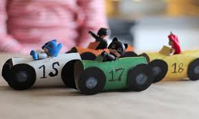diy race cars video crafts for kids pbs parents pbs