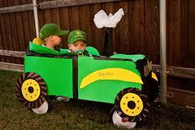 john deere tractor halloween costume the quinlan boys halloween 2010 the tractor drivers