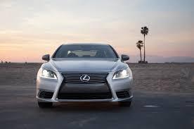 lexus ls ride quality 2015 lexus ls 460 first test motor trend