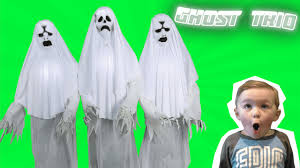 spirit halloween utah ghost trio animatronic halloween express animatronics