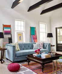 4 simple rules for decorating any type of living room real simple