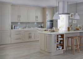 White Kitchen Cabinets Shaker Style Our Carisbrooke Cashmere Kitchen Combines The Best Of Timeless
