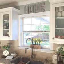 kitchen window sill ideas best kitchen window decor ideas on kitchen sink kitchen window
