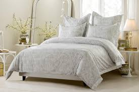 Pink And Grey Comforter Set 5pc Pink Grey White Floral Vine Duvet Cover Set Style 1045