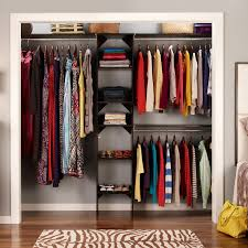 john louis home woodcrest 16 in d stand alone closet tower kit
