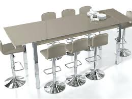 alinea table cuisine alinea table bar table salon table bar baton consoles tables