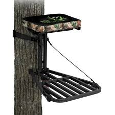 bone collector ultra portable hang on tree stand only 10 lbs