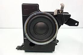 honda odyssey subwoofer honda odyssey subwoofer audio speaker 39140 tk8 a01 car audio
