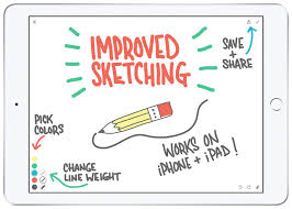 What U0027s New by Sketching App On Iphone How To Sketch In Notes For Iphone And