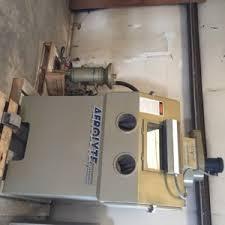 Used Blast Cabinet Industrial Coatings U2013 Laster Castor Corporation Laster Castor