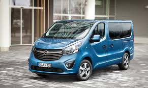 opel vivaro 2017 irmscher spices up the opel vivaro lineup
