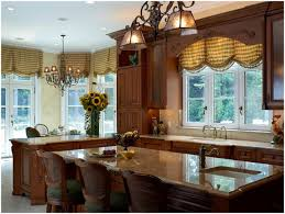 kitchen 3 kitchen window treatment types and 23 kitchen lights
