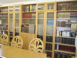 Library Bookcase With Glass Doors by Furniture Mahogany Bookcase With Glass Doors Bookshelf Features