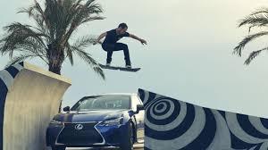 lexus uk market share lexus hoverboard it u0027s here youtube