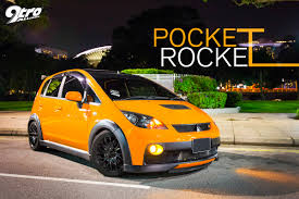 mitsubishi singapore mitsubishi colt ralliart version r u2013 pocket rocket 9tro