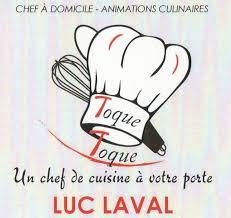logo chef de cuisine toque toque chef de cuisine à domicile