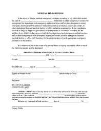 authorization letter for grandparent caregiver consent form for medical treatment templates fillable