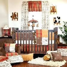 Cowboy Bed Sets Western Crib Bedding