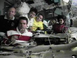 thanksgiving aboard the space station the next best place to