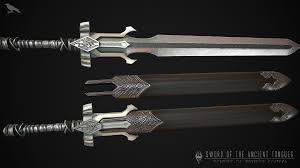 sword of the ancient tongues at skyrim nexus mods and community