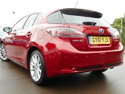 lexus hybrid ct200h price uk used lexus ct 200h hatchback 1 8 se l cvt 5dr in gloucester