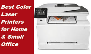 6 incredibly best color laser printers for home and small office