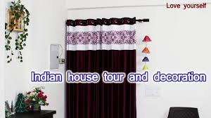 Home And Decoration Indian House Tour And Decoration Indian Home Organisation Youtube
