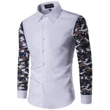 discount mens camouflage dress shirts 2017 mens camouflage dress