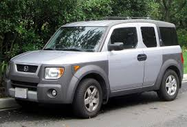 cube cars white honda element wikipedia