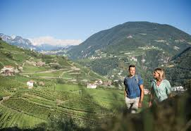 walking excursions in bolzano and environs south tyrol