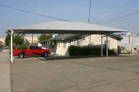 Custom Shade Canopies by Semi Cantilever Canopies Custom Canopies