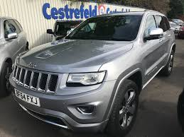 2010 jeep commander silver used jeep grand cherokee overland for sale motors co uk