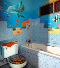 bathroom decorating ideas for kids under the sea bathroom giggle project nursery cmyk design board