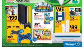 black friday ps3 walmart black friday deals include cheap consoles very cheap