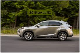 lexus crossover 2016 call the lexus nx many things but don u0027t call it a small rx the