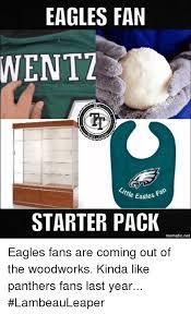 Philadelphia Eagles Memes - eagles fan wentz tp tle easles eagles starter pack mematicnet