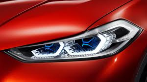 bmw headlights 2018 bmw x2 laser headlights wallpaper hd car wallpapers