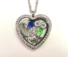 in loving memory lockets sympathy gift in loving memory of my alloy heart rhinestone