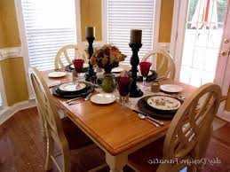 decor for dining room table table decorating ideas centerpieces martha stewart thanksgiving