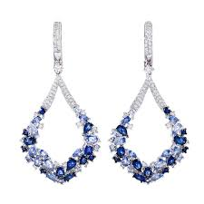 dimond drop best 25 diamond drop earrings ideas on diamond