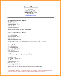 how to write a reference list for resume how to list references
