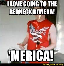 Merica Meme - i love going to the redneck riviera merica meme factory