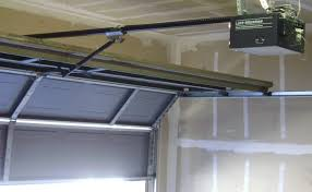 How To Frame A Garage Door by Garage Door Noise Reduction Make It Less Noisy