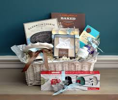 baking gift basket charity gift baskets bunny cakes