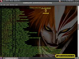 make symlink manually by weevely tutorial backtrack 5