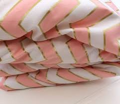cot quilt doona duvet cover in pink and gold