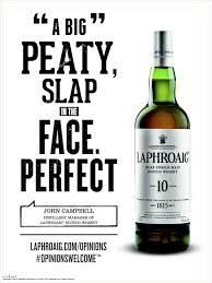 Whisky Meme - laphroaig whisky invites real opinions unleashes meme builder for