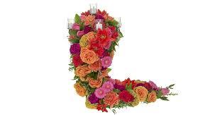 floral design institute candelabra wedding centerpiece